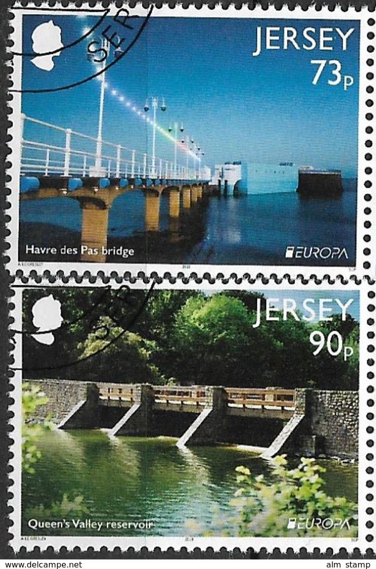 2018 Jersey  Used Europa  Bridges - 2018