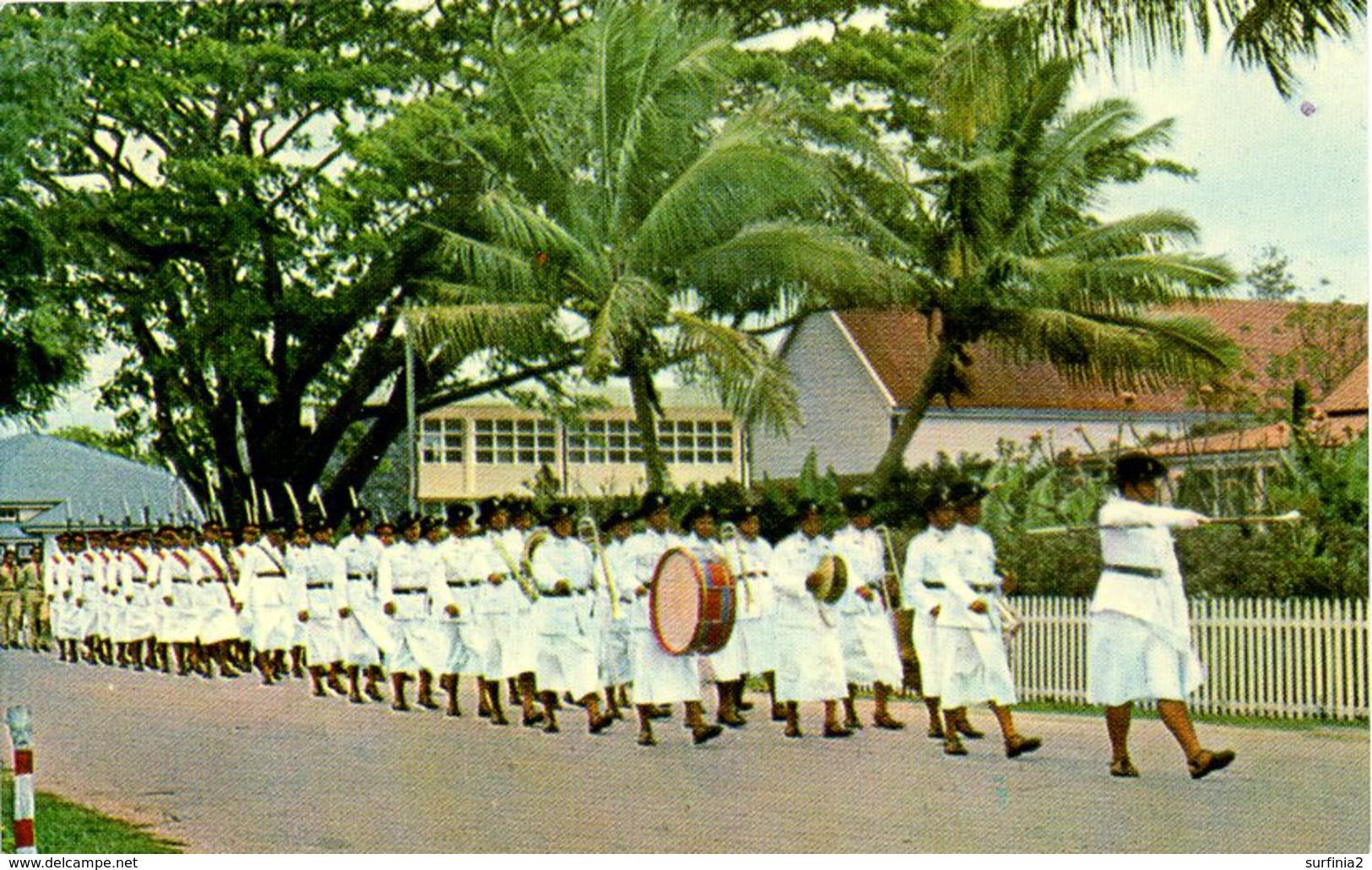 TONGA - POLICE BAND - Tonga