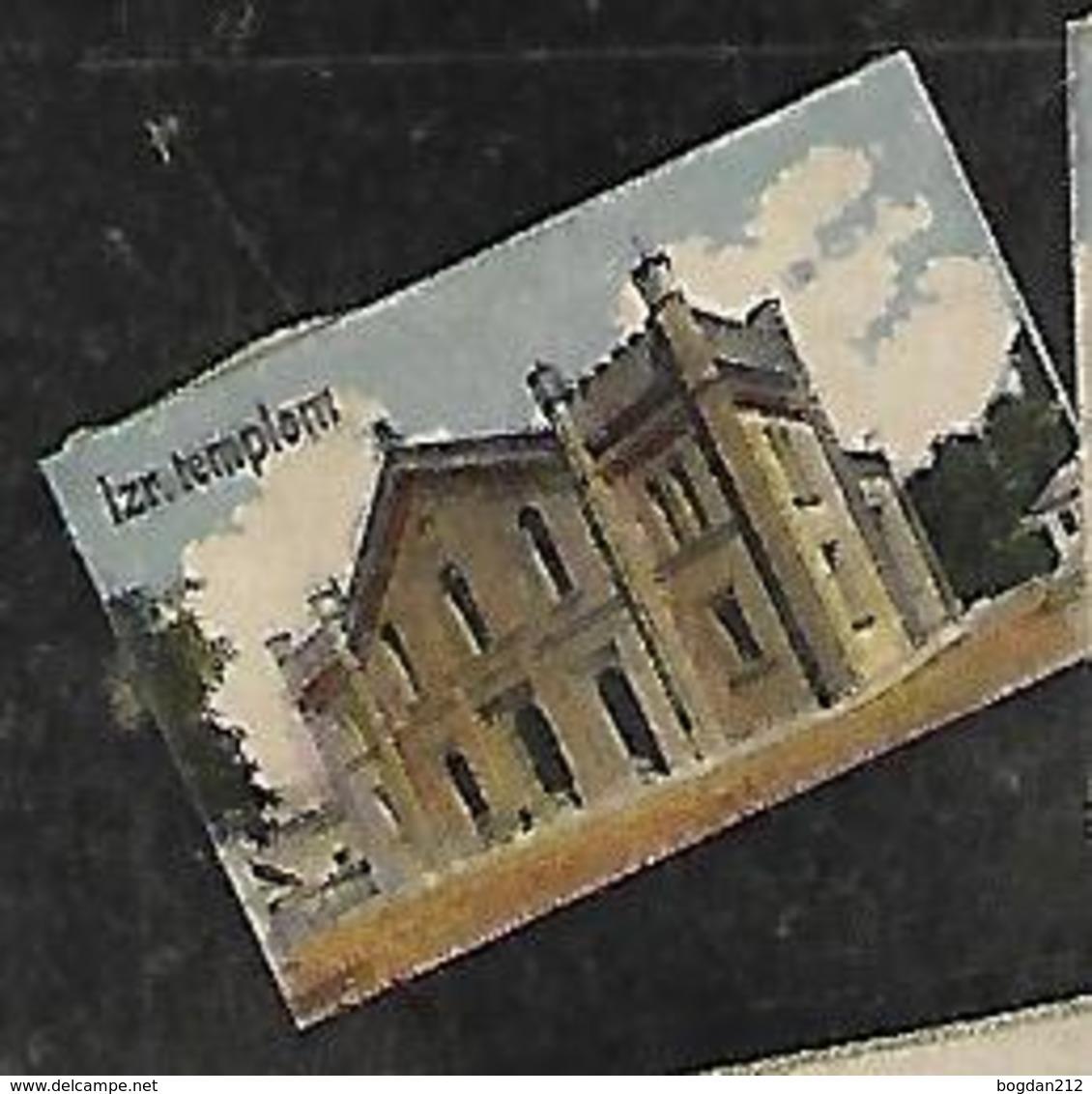 1910/20 - SINAGOGE   Hajduboszormeny , Gute Zustand, 3 Scan - Hungary