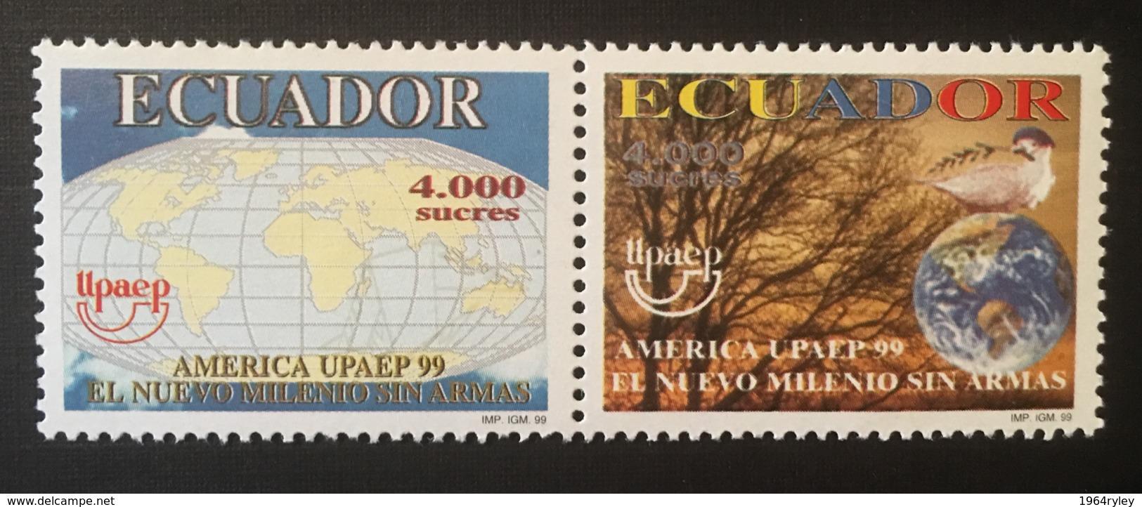 ECUADOR - MNH** - 1999 - # 1496 - Ecuador