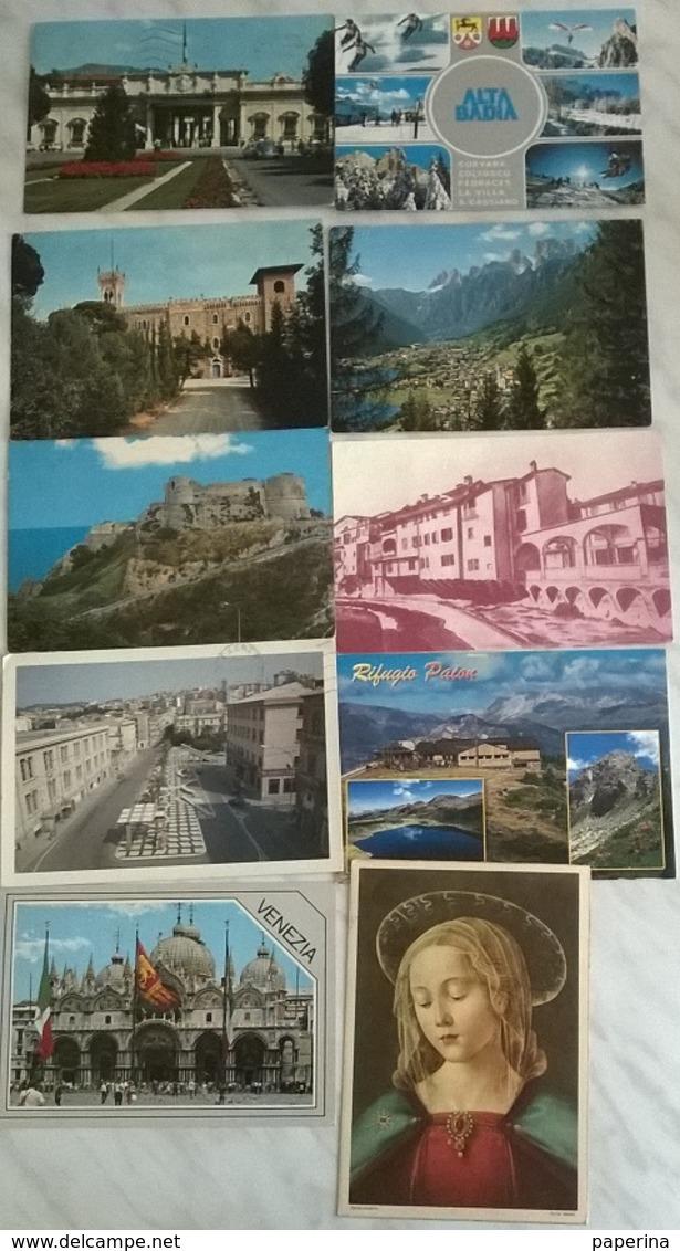 10 CART. ITALIA    (512) - Cartoline