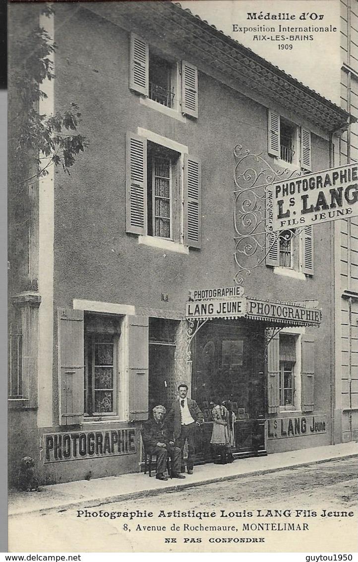 Montélimar Photographie Artistique Louis Lang Fils 8 Avenue Rochemaure - Montelimar
