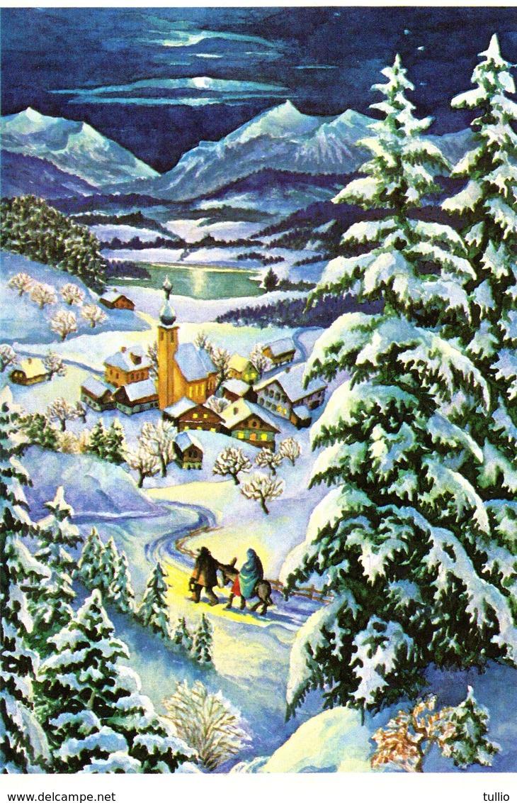 NATALE CARTOLINA 3918 - Noël
