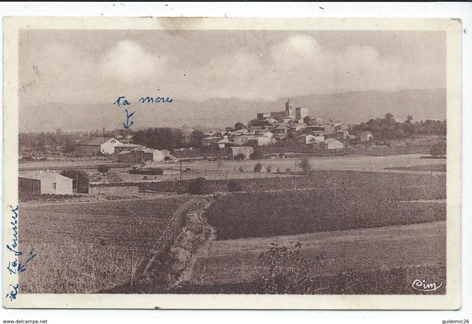 Tresque,tresques,vue Generale Vue Nord Ouest - Autres Communes