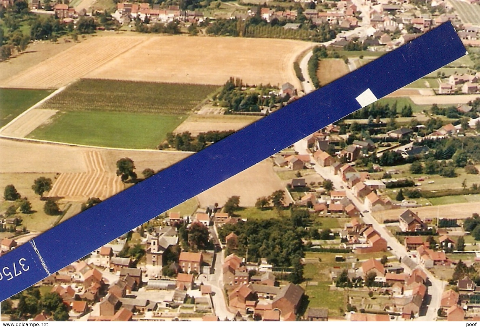 Luchtfoto Gingelom 6 - Gingelom