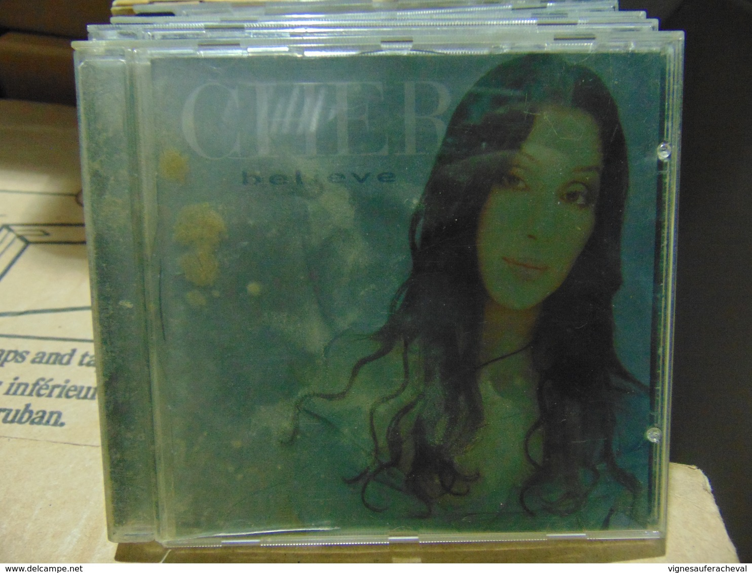 Cher- Believe - Other - English Music