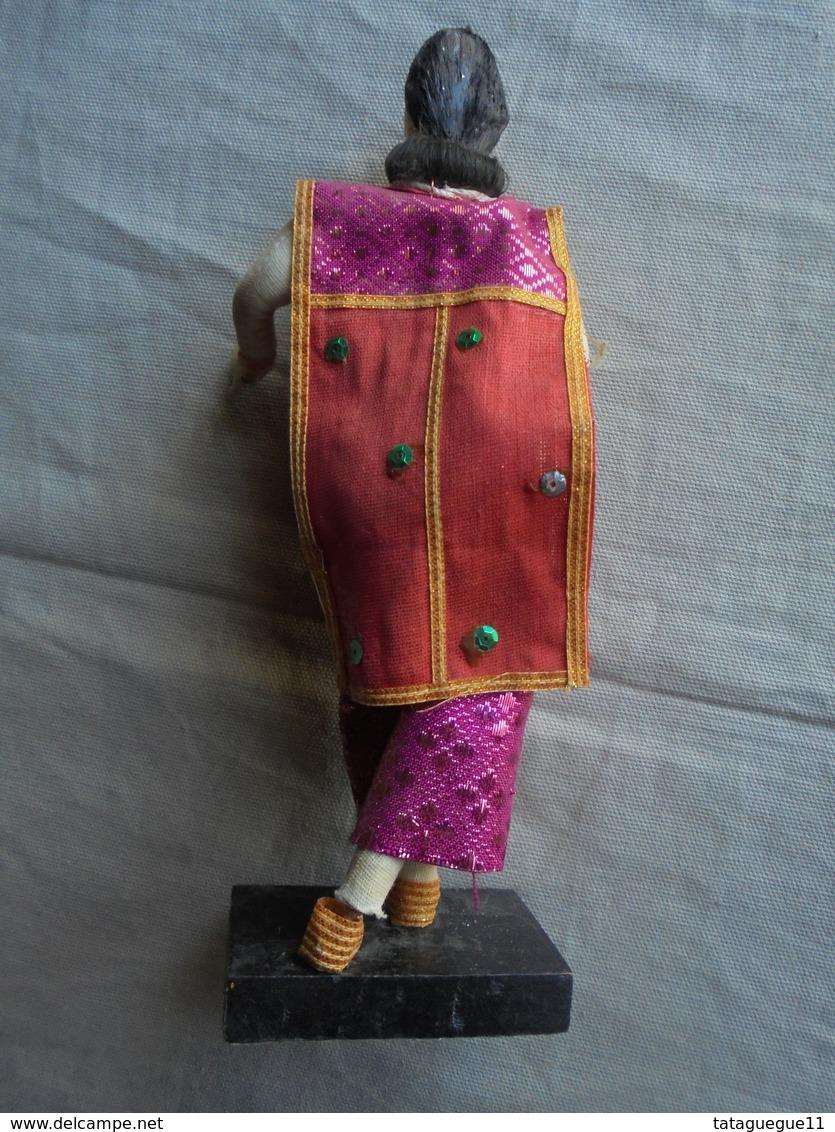 Ancienne Poupée De Collection Asiatique - Obj. 'Souvenir De'