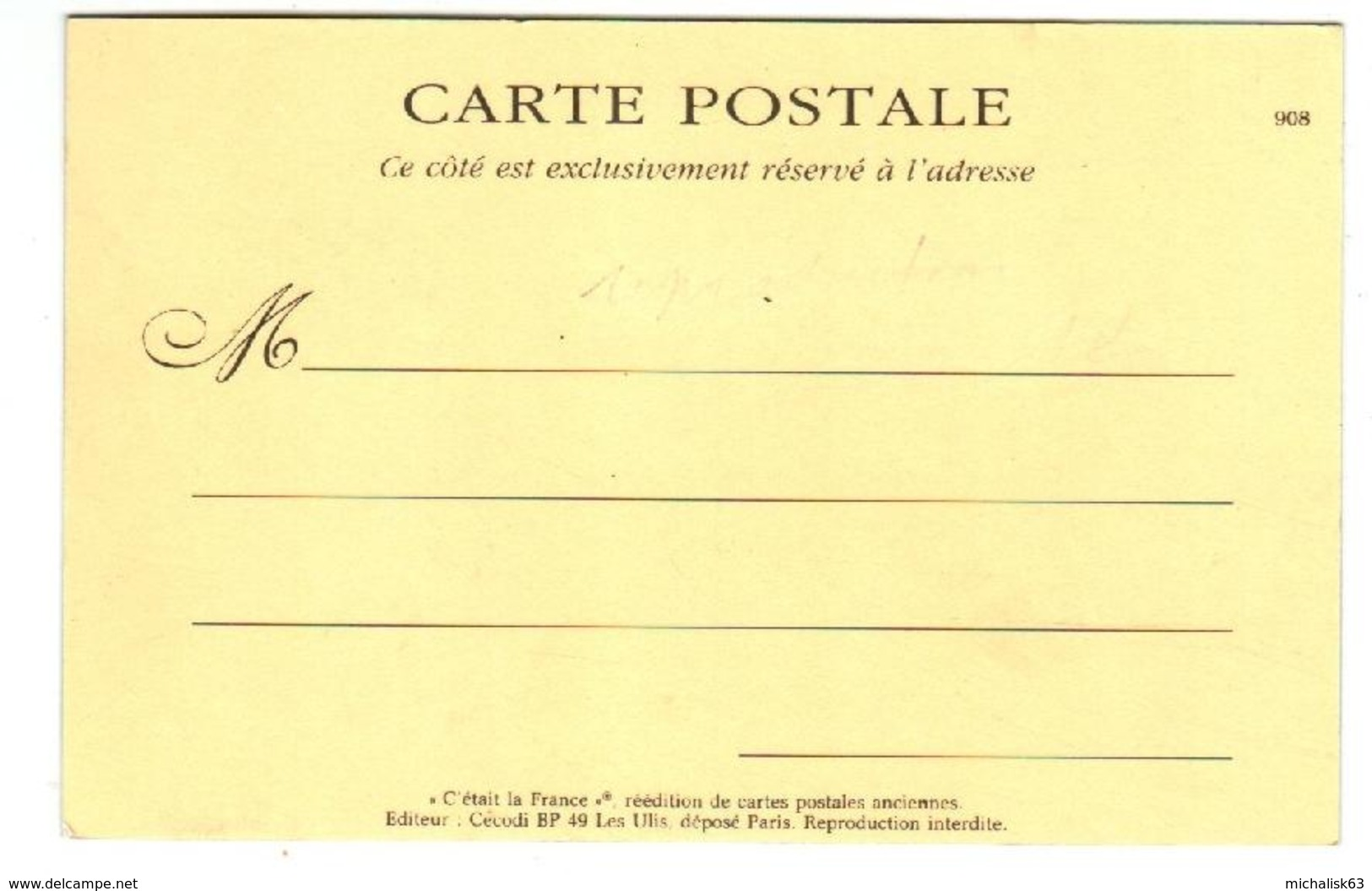 41mf 72 ASCAIN AU PIED DE LA RHUNE -  PELOTE BASQUE LA FABRICATION DU CHICHTERA (repro) - Ascain