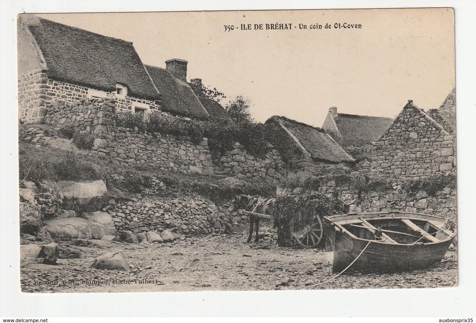 ILE DE BREHAT - UN COIN DE OT COVEN - 22 - Ile De Bréhat