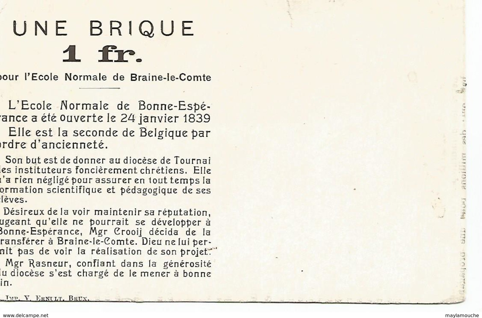 Braine-le-comte - Braine-le-Comte