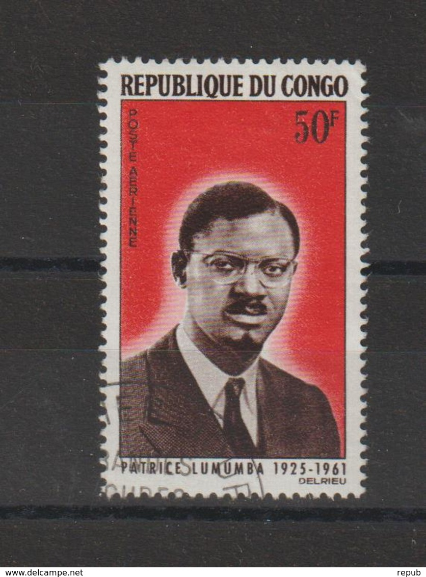 Congo 1965 P Lumumba PA 32 Oblit. / Used - Congo - Brazzaville