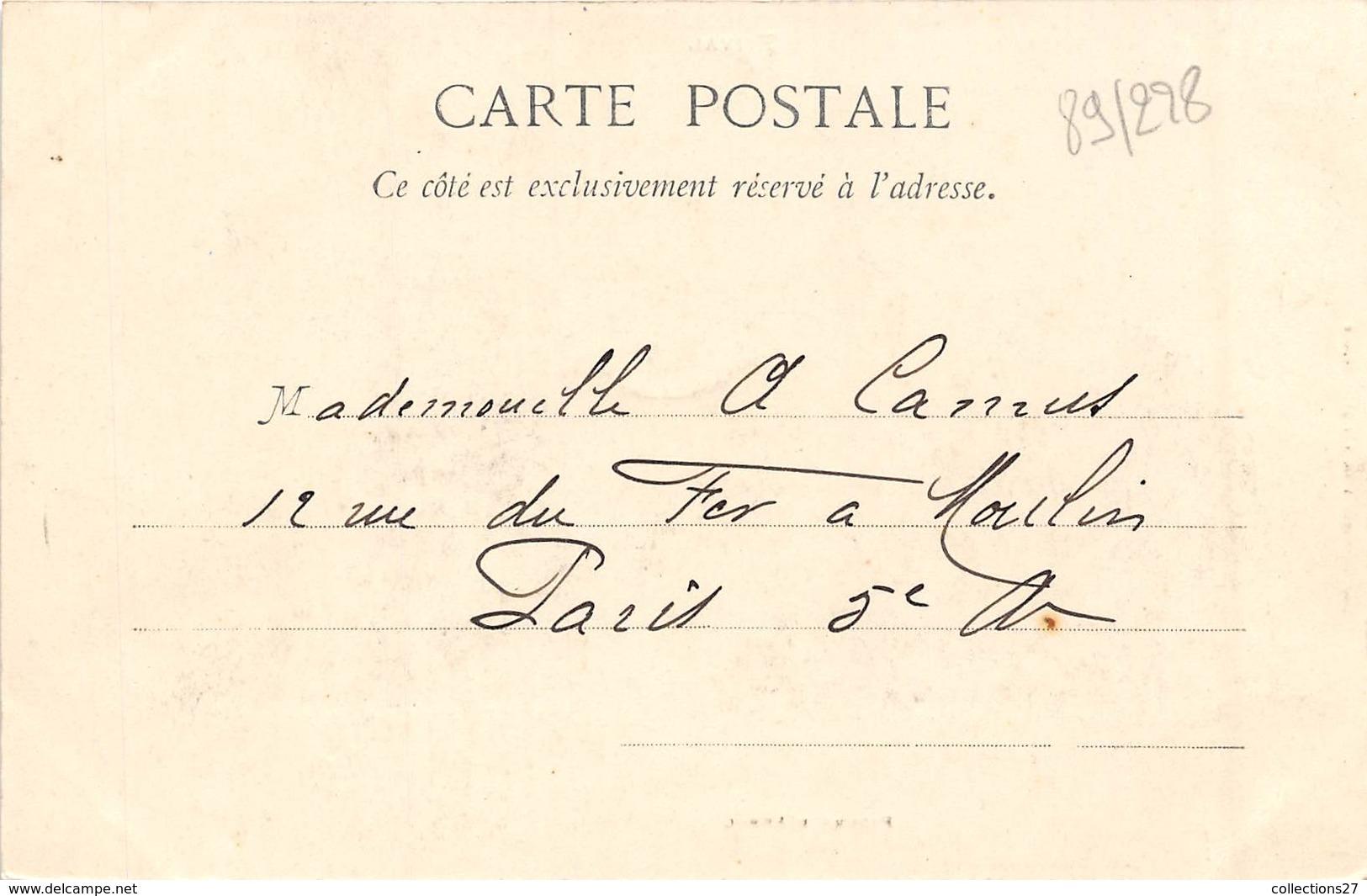 88-ETIVAL-PIERRE D'APPEL - Etival Clairefontaine