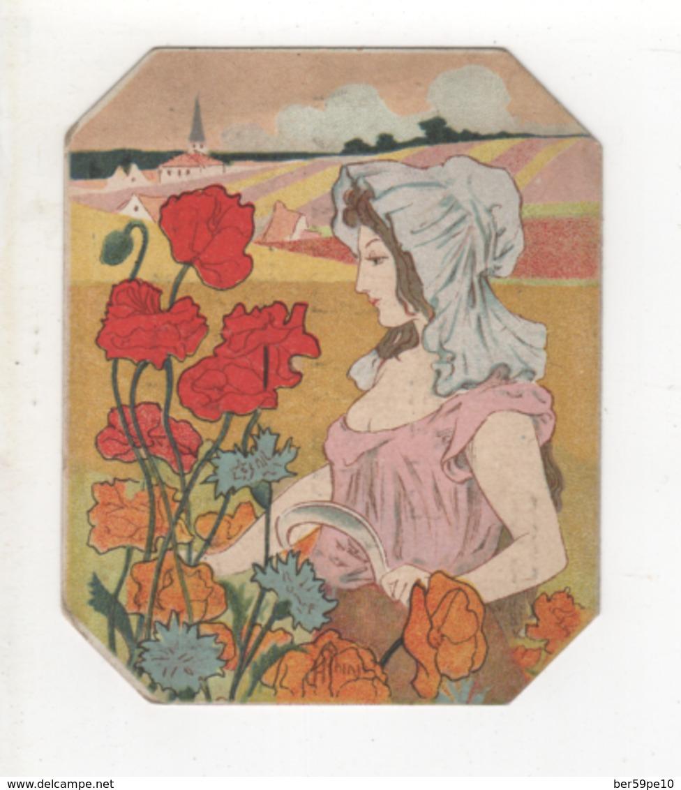 CHROMO VOYEZ L'EXPOSITION DES CREATIONS ET NOUVEAUTES 1902 DU HIGHT LIFE TAILOR PARIS - Trade Cards