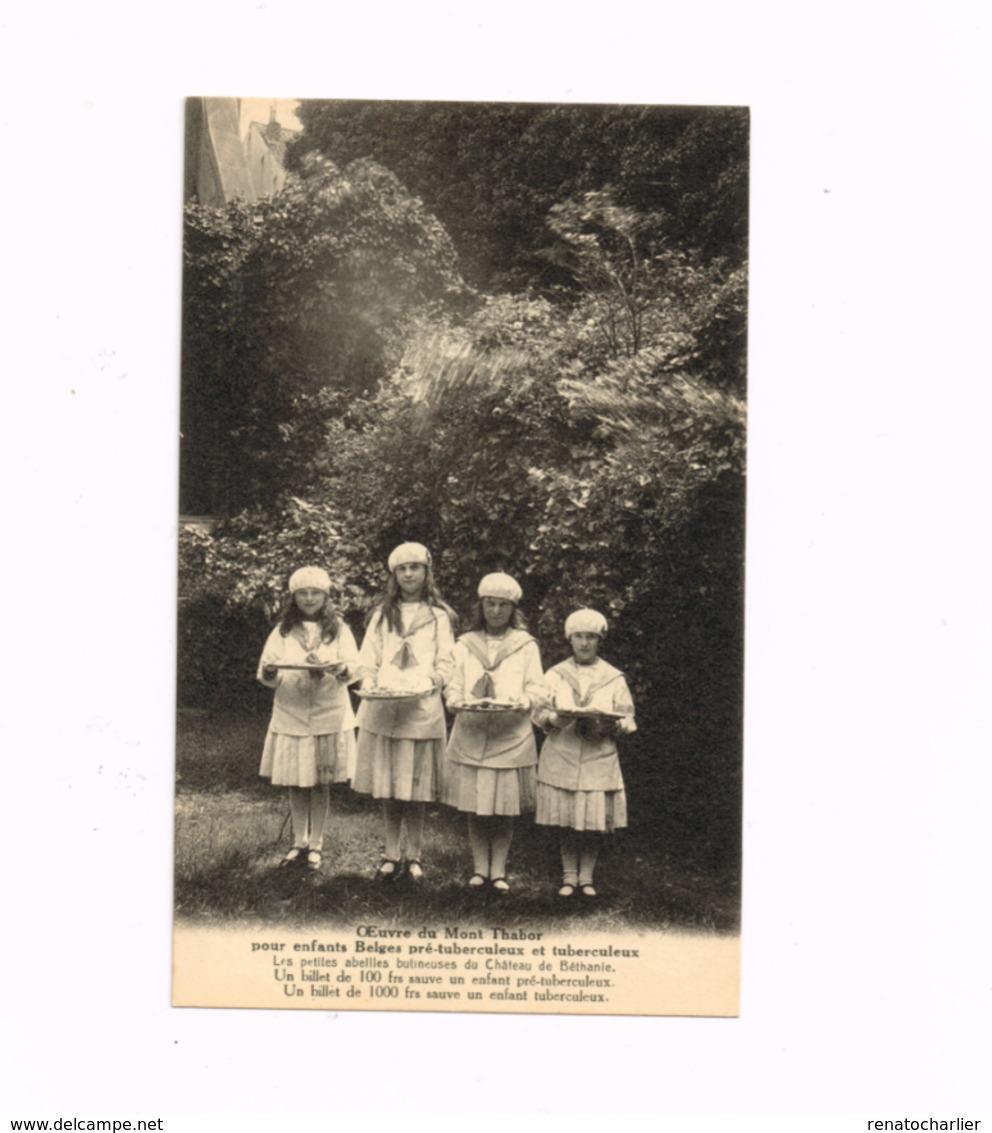 Oeuvre Du Mont Thabor.Les Petites Abeilles Butineuses Du Château De Béthanie. - Dilbeek