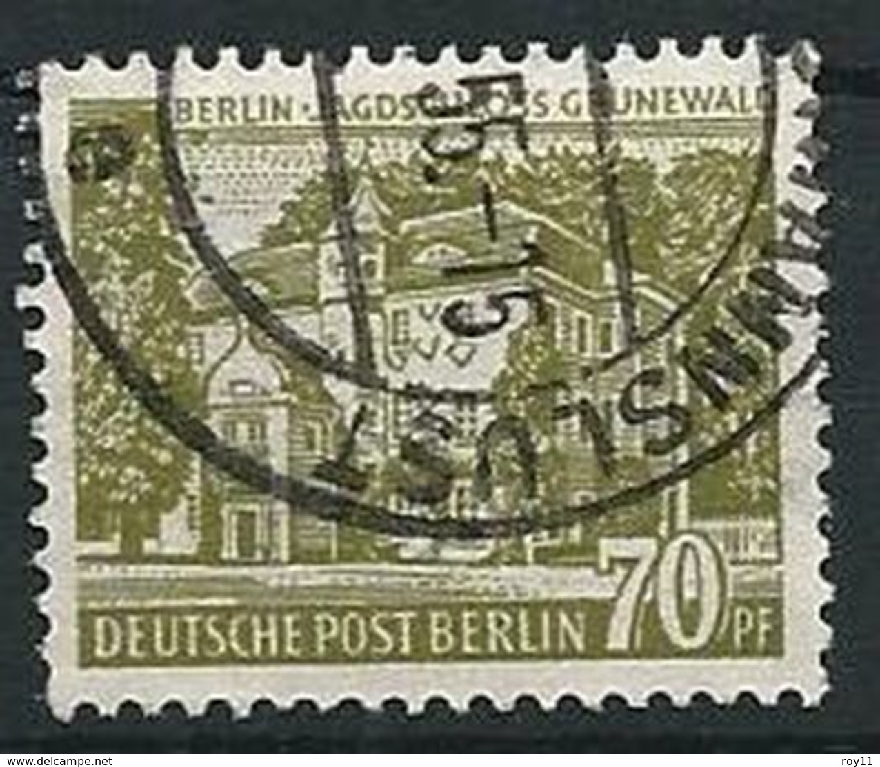 Nr. 123 Gestempelt - Michel 25 € - Berlin (West)