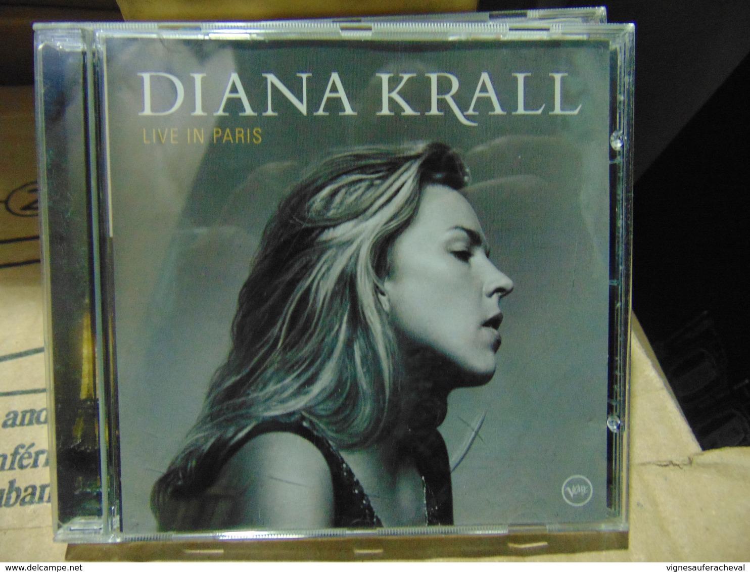 Diana Krall- Live In Paris - Jazz