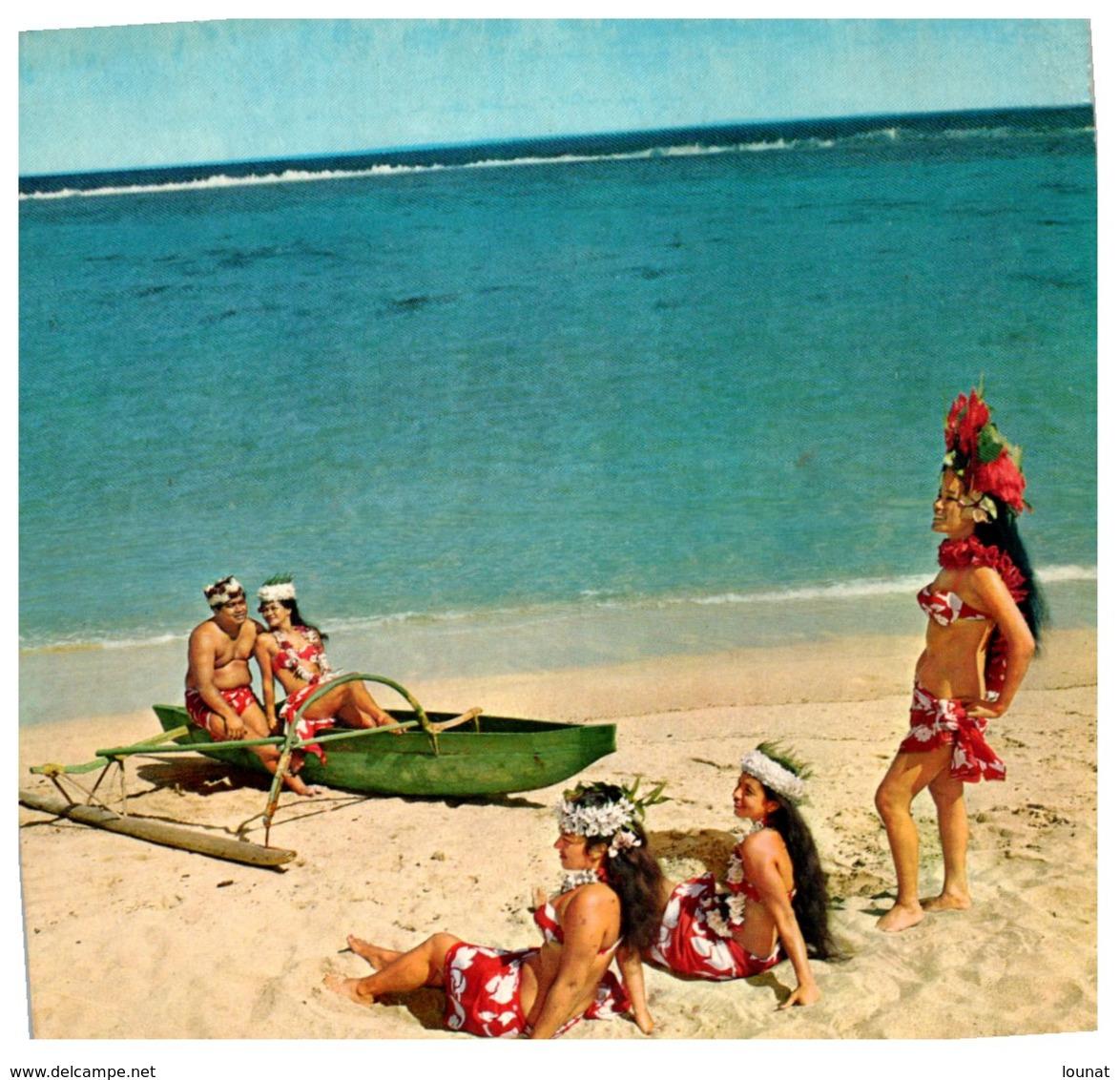 Polynésie - Femmes - Polynésie Française