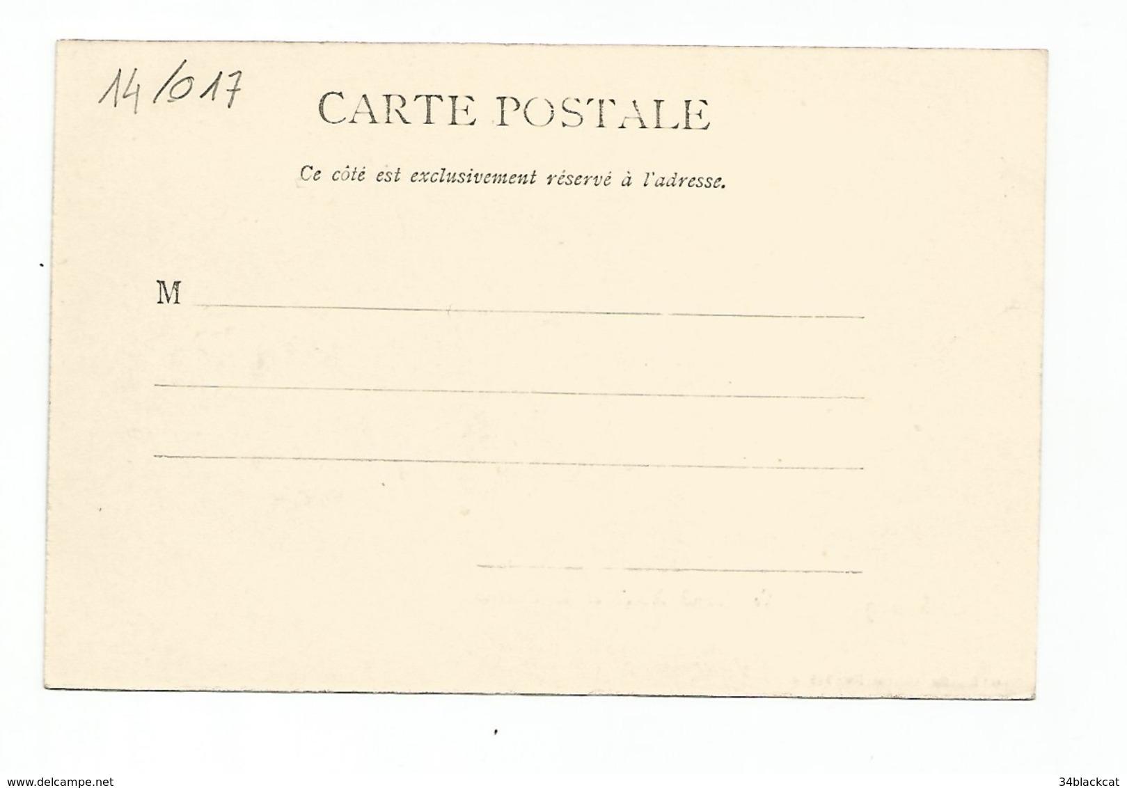 Cabourg - Le Grand Hôtel Et Le Casino - Avant 1904 - Cabourg