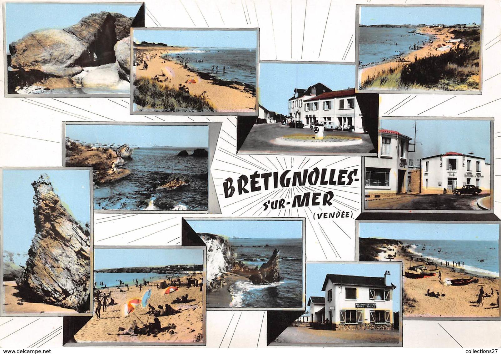 85-BRETIGNOLLE-SUR-MER-MULTIVUES - Bretignolles Sur Mer