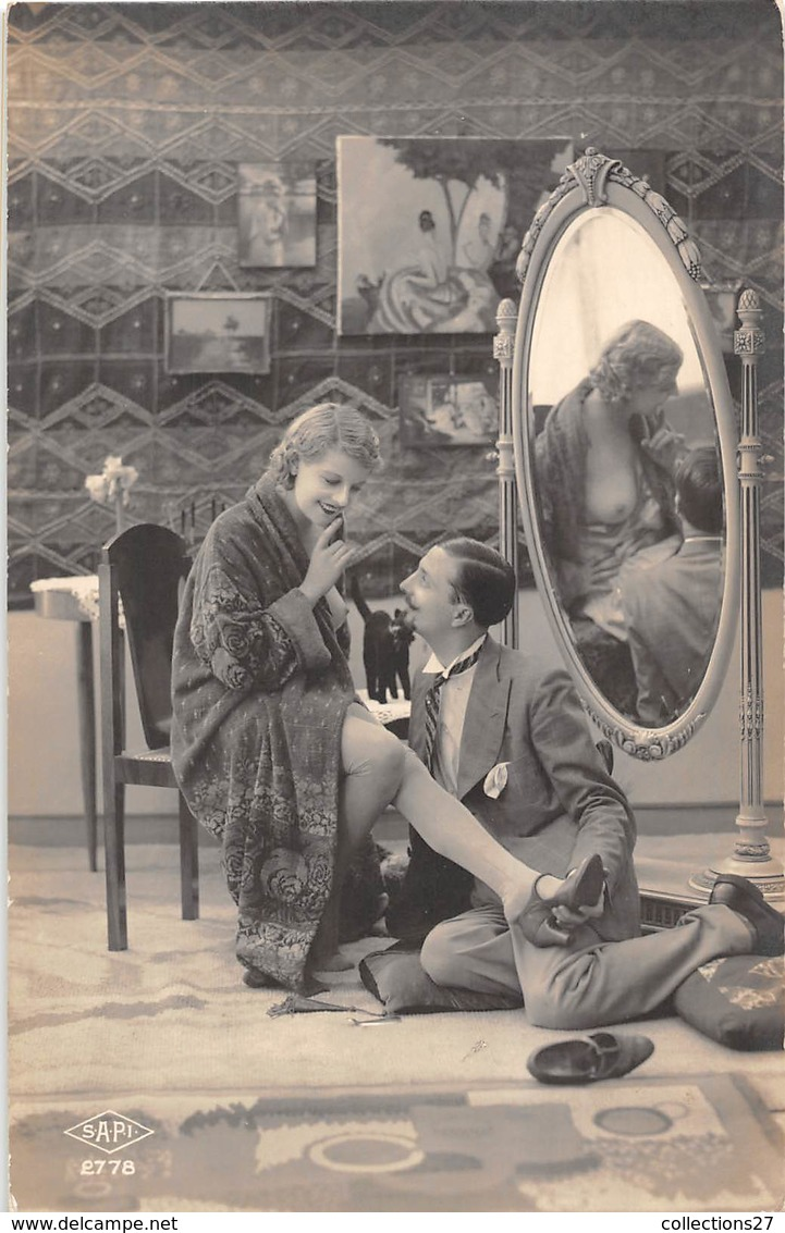 BEAUTE-FIMININE- NU - Belleza Feminina (1921-1940)