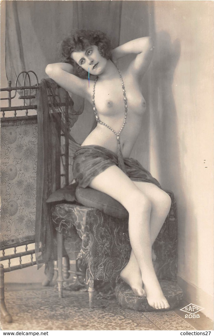BEAUTE-FIMININE- NU - Desnudos Adultos (< 1960)