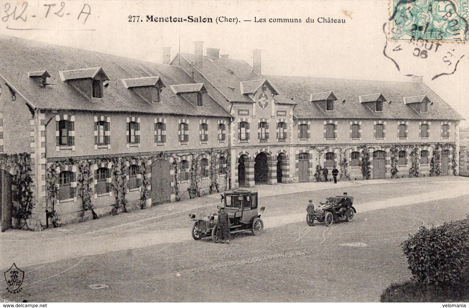2544 Menetou Salon - Les Communs Du Château - Frankrijk