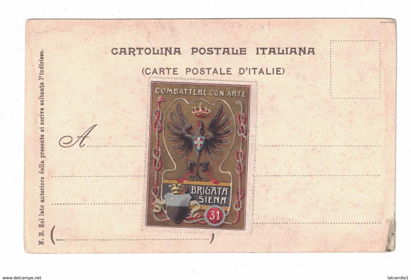 CARTOLINA CARTE POSTALE  ESPOSIZIONE ORTO AVICOLA 1903  PESTELLINI FIRENZE - Pubblicitari