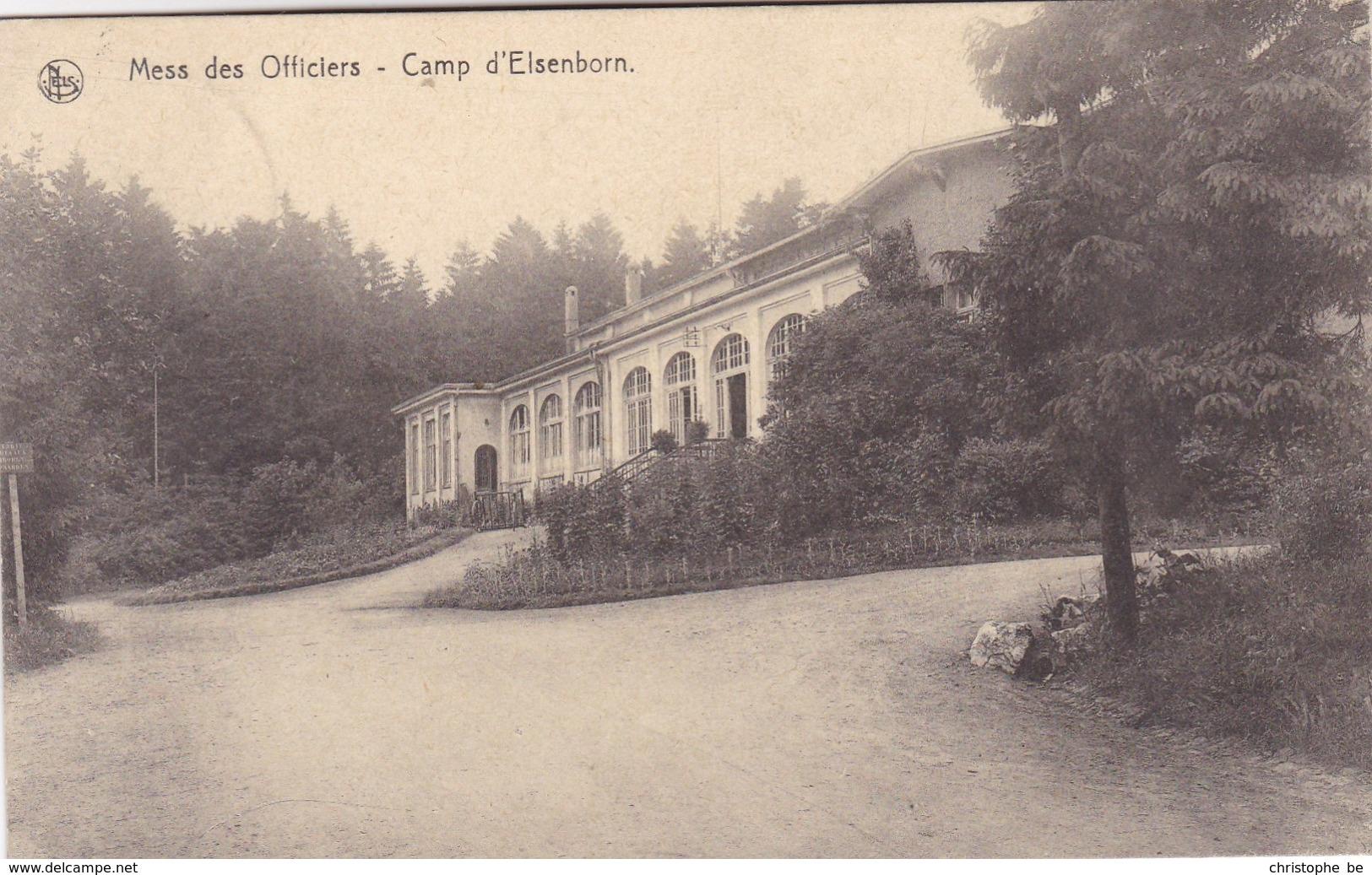 Mess Des Officiers, Camp D'Elsenborn (pk58138) - Elsenborn (camp)