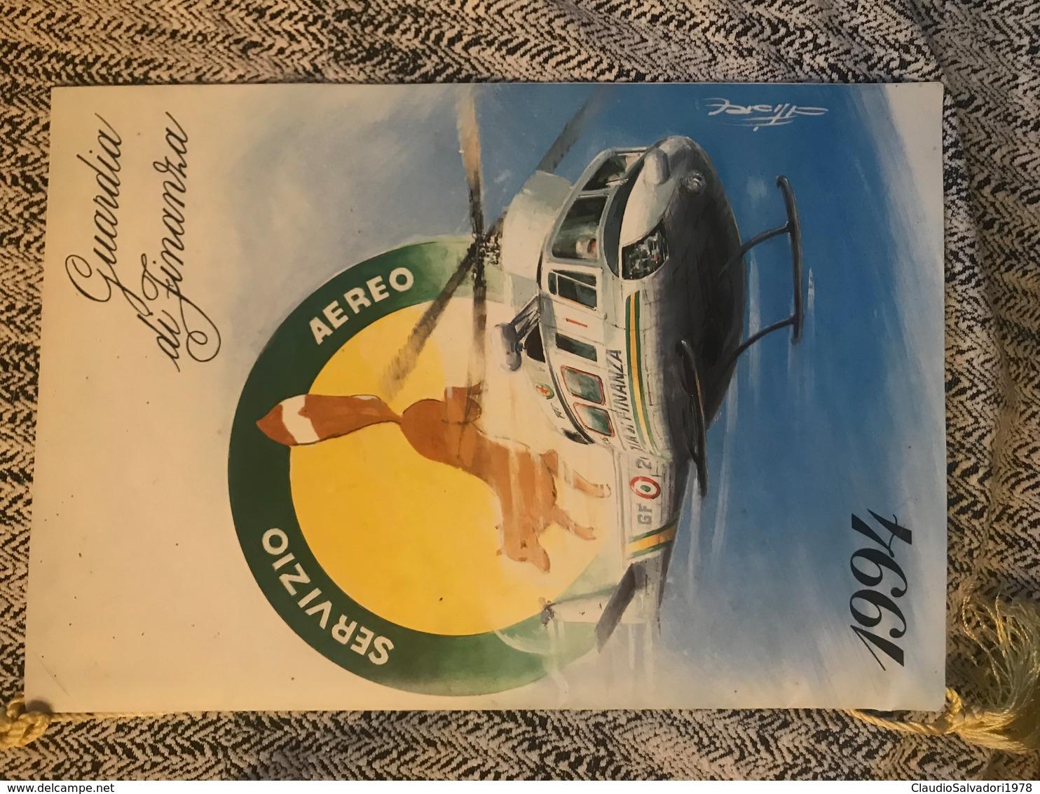 1994 Calendario Storico Guardia Di Finanza - Formato Piccolo : 1991-00