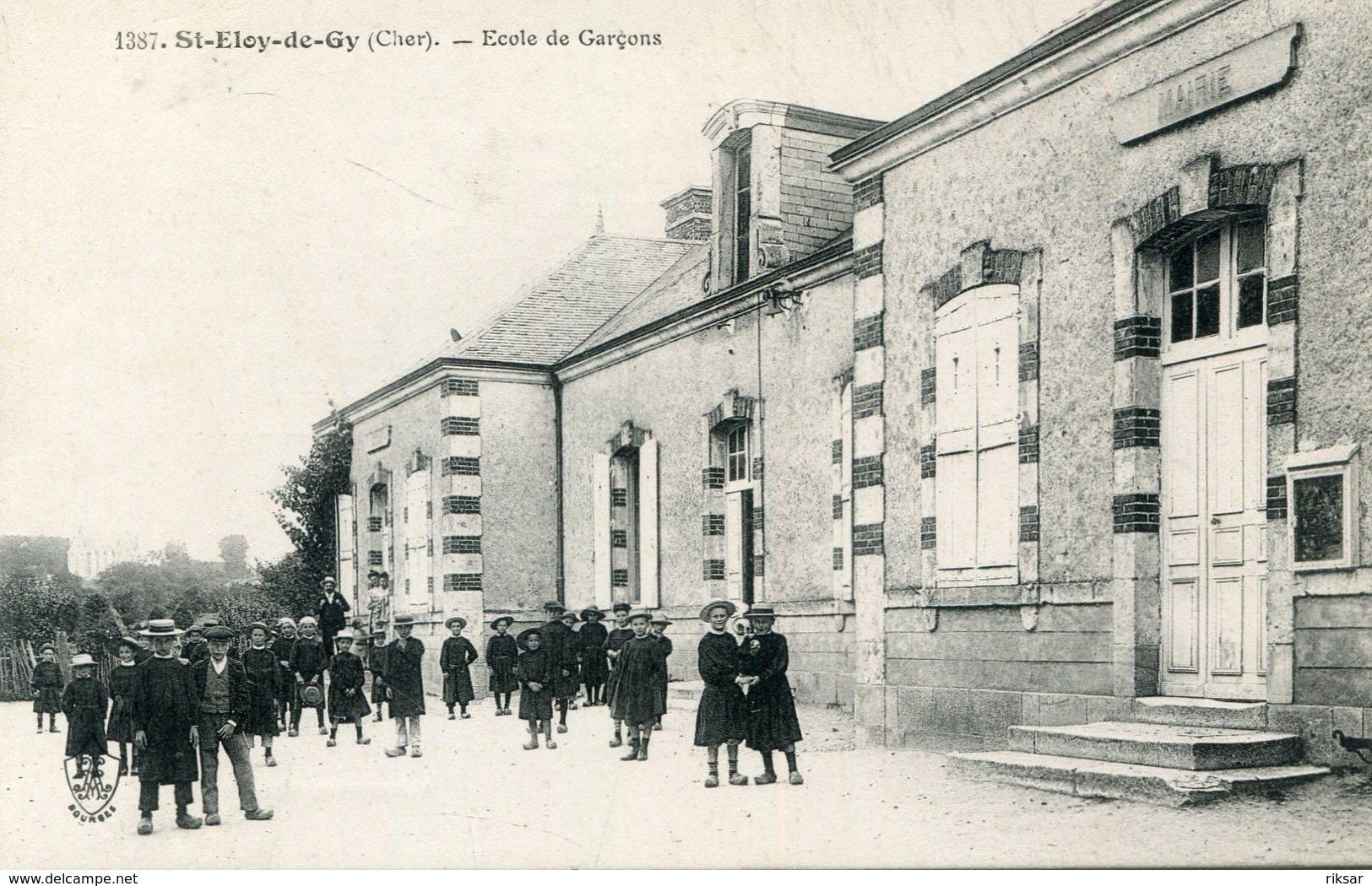 SAINT ELOY DE GY - Autres Communes