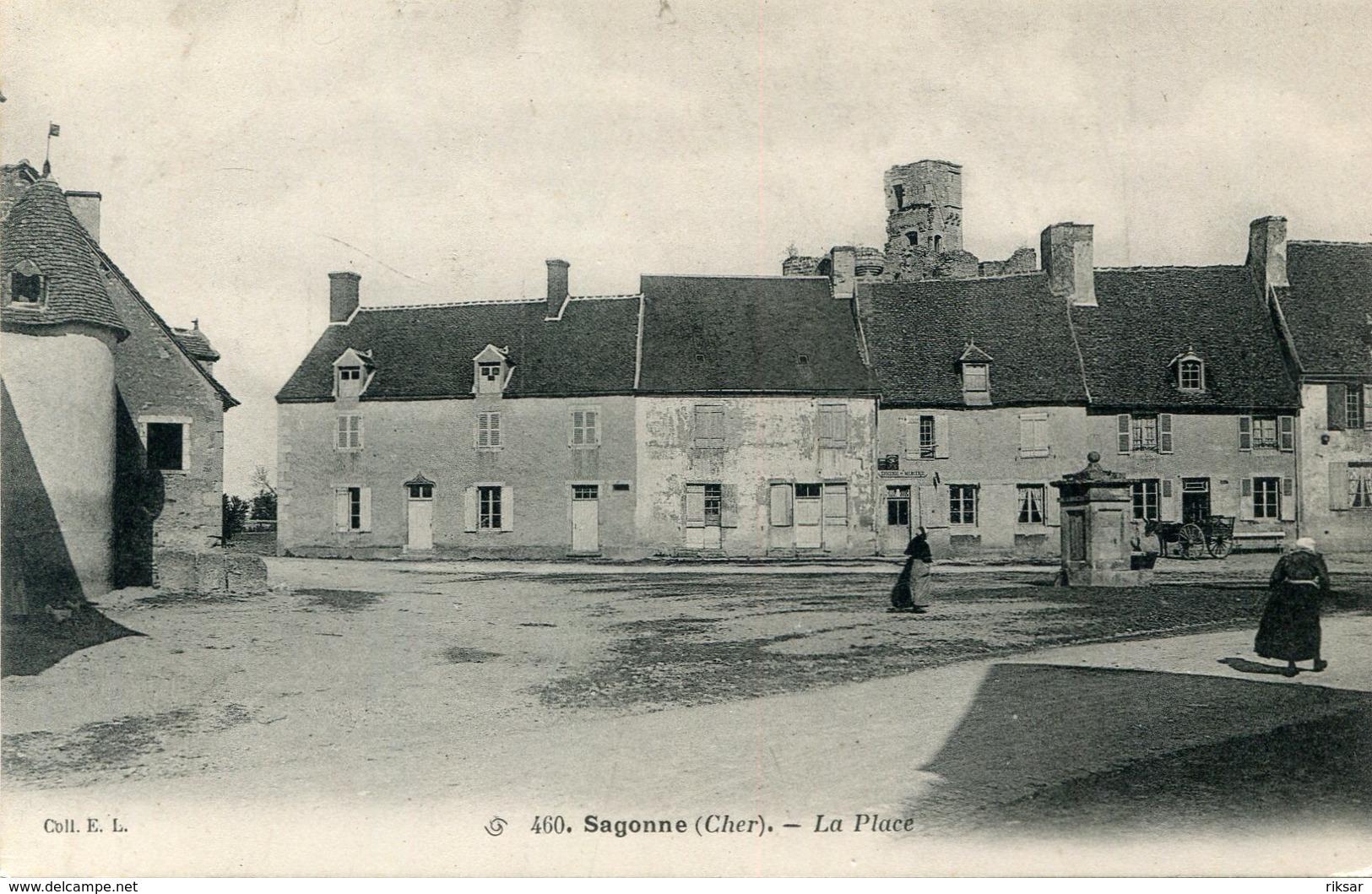 SAGONNE - Autres Communes