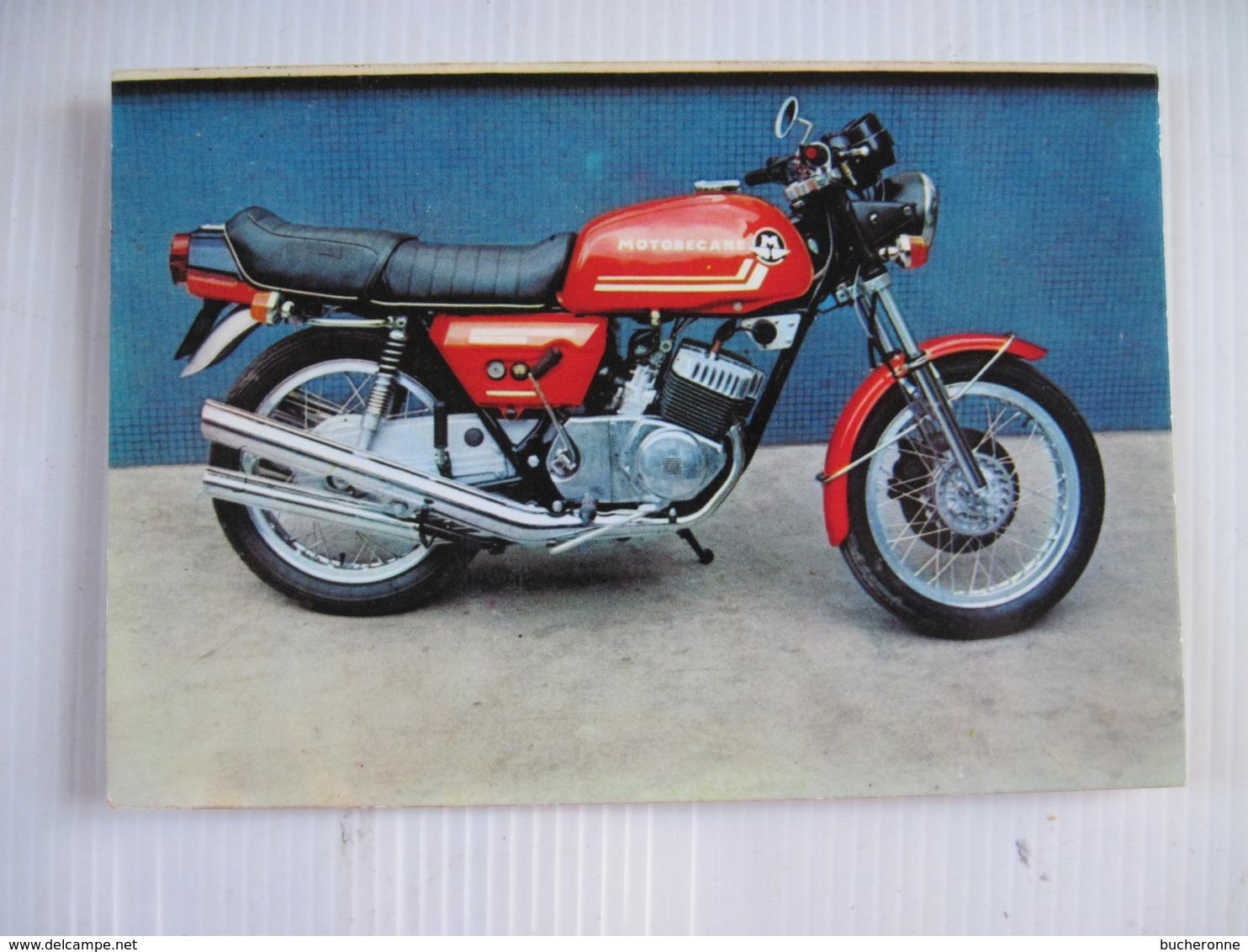 CPSM Moto Motobecane 350 Cm3 - Moto Revue 1974 - Motos
