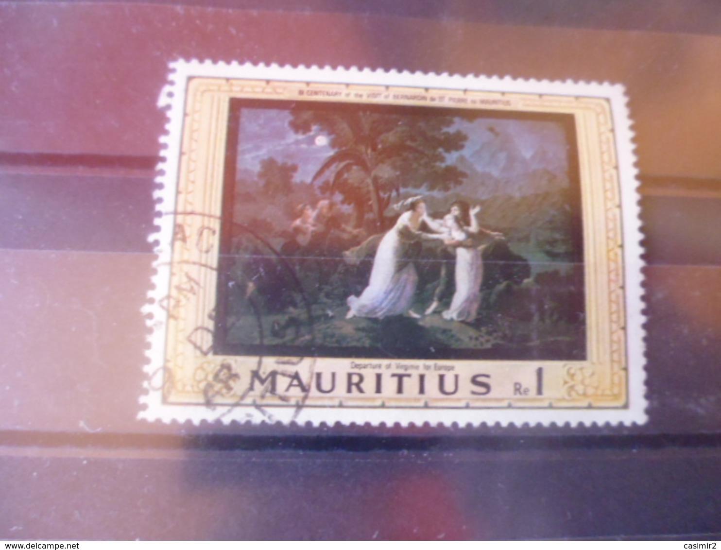 MAURICE YVERT N° 327 - Maurice (1968-...)