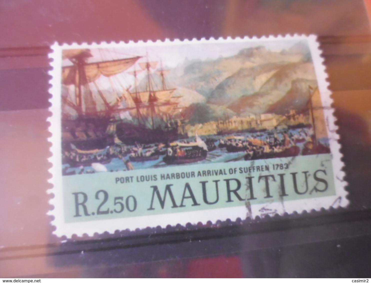 MAURICE YVERT N° 368 - Maurice (1968-...)
