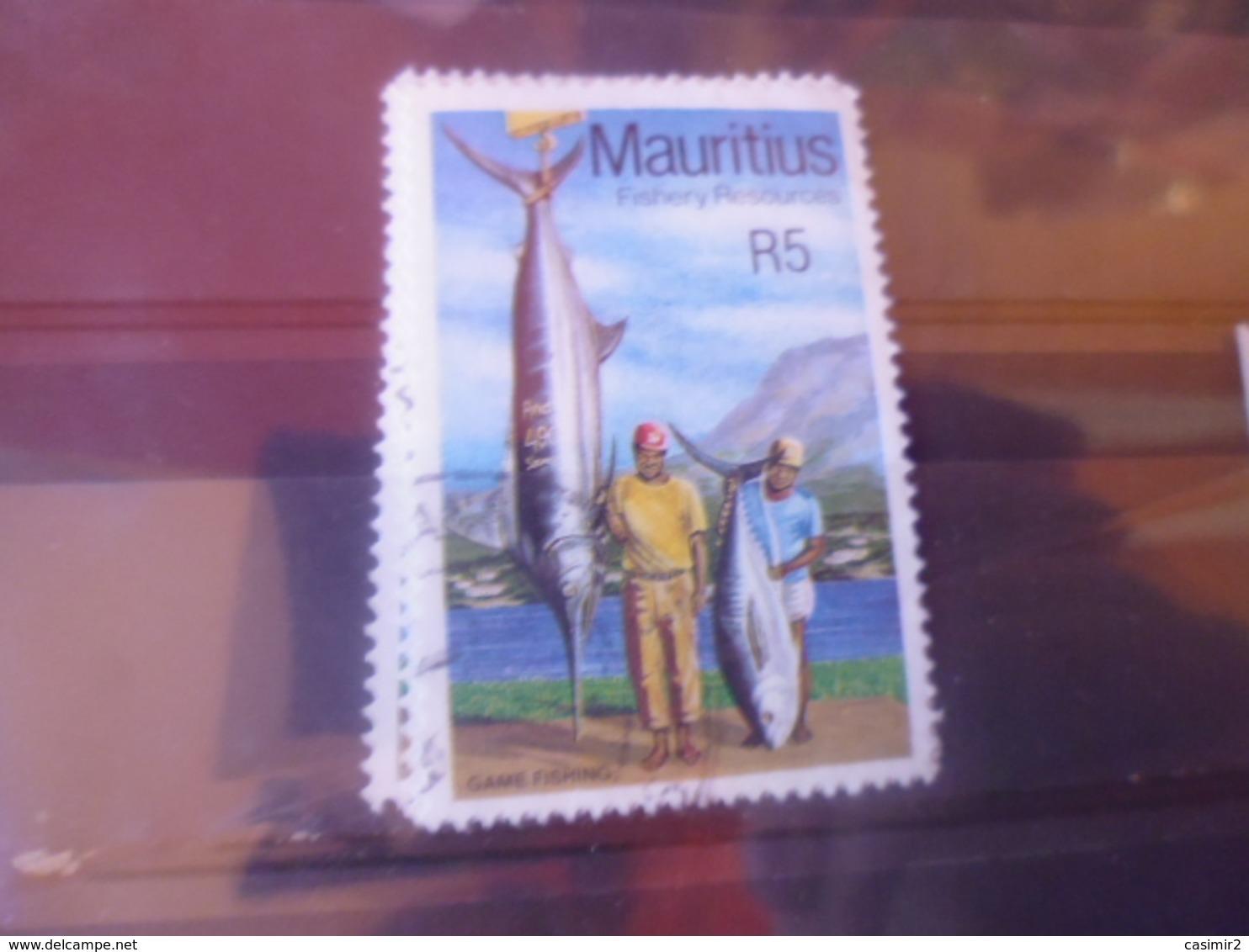 MAURICE YVERT N° 583 - Maurice (1968-...)