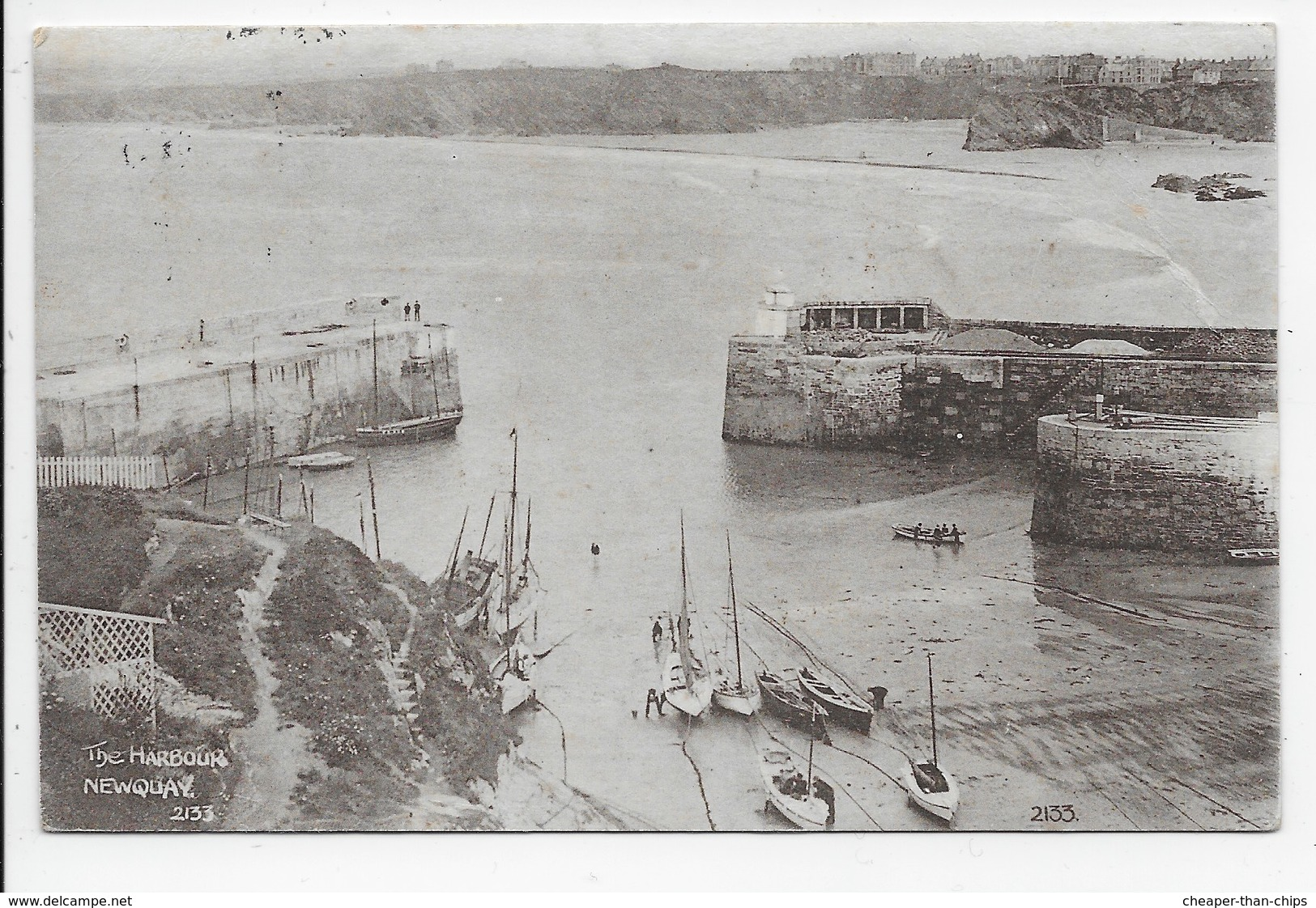 The Harbour, Newquay - Newquay