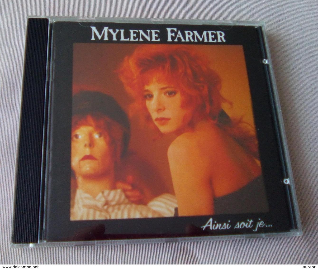 MYLENE FARMER Ainsi Soit Je - Andere - Franstalig