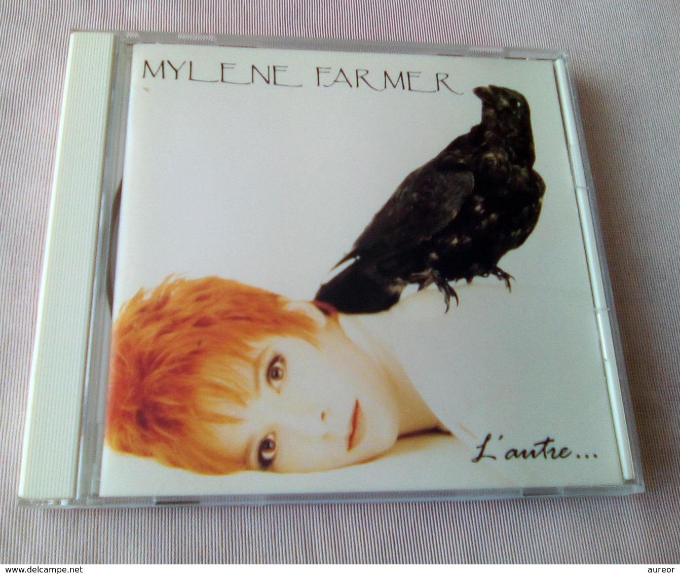 MYLENE FARMER L'Autre - Andere - Franstalig