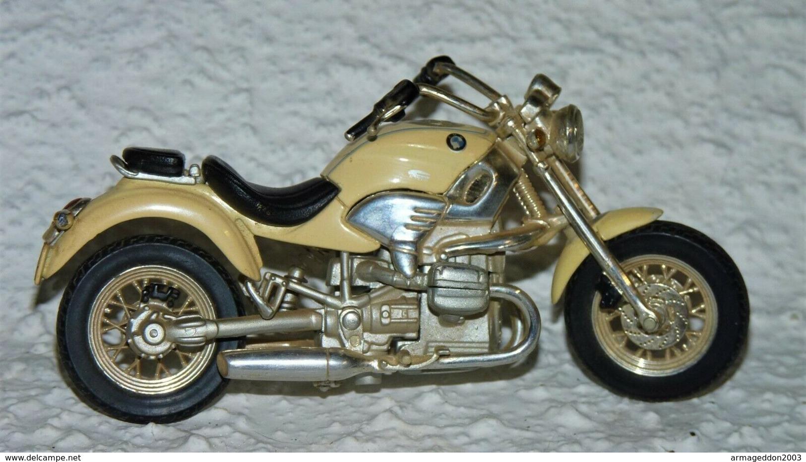MAISTO MOTO 1/18 BMW R1200 C TBE - Motos