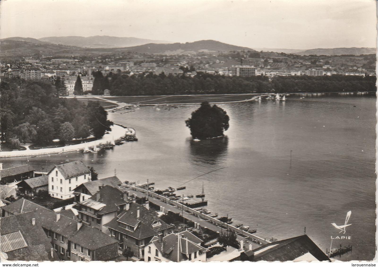 74 - ANNECY - L' Ile Aux Cygnes - Annecy