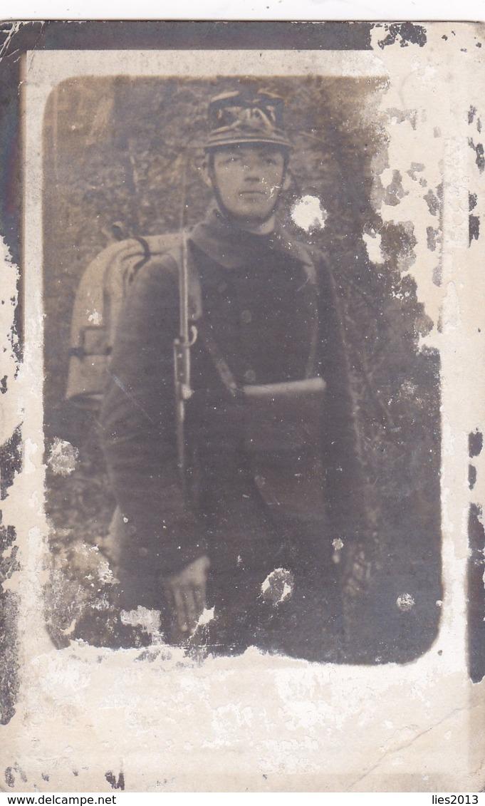 Oorlogsslachtoffer,1916; Soldaat, Amandus Fransen, Heist-op-den-berg, Kaaskerke, Adinkerke - Santini