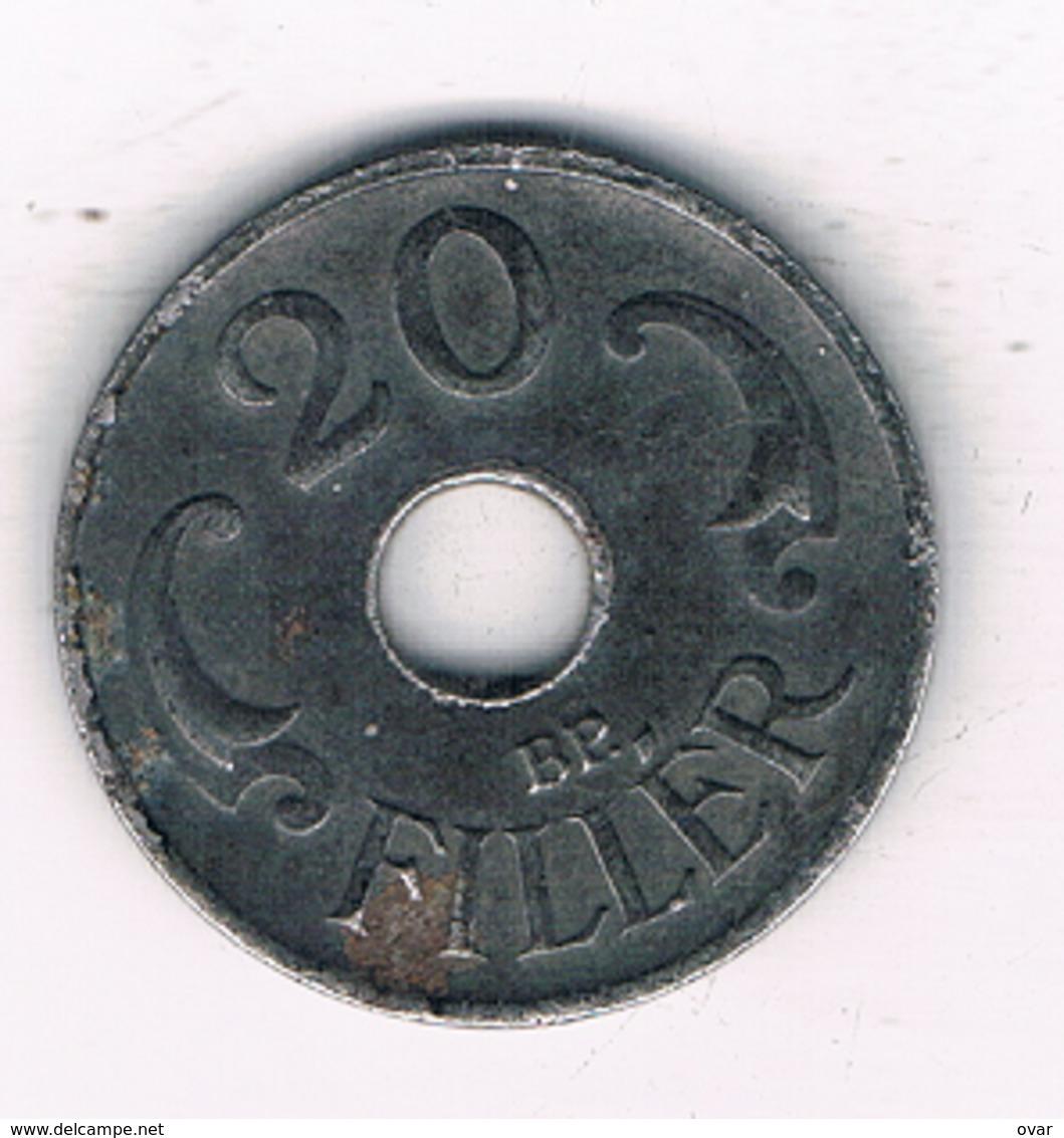 20 FILLER 1943  HONGARIJE /2819/ - Ungarn