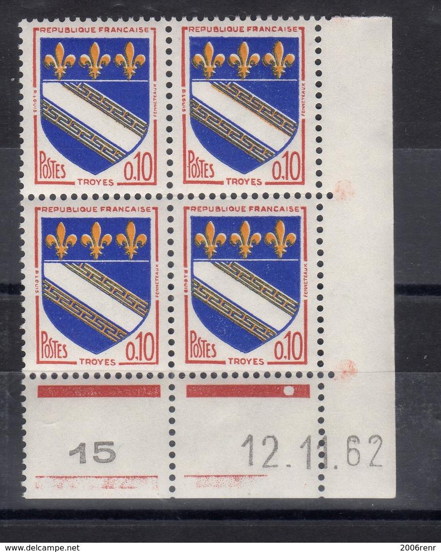 FRANCE COIN DATE N° 1353 (1962) ** NEUF. VOIR - Neufs
