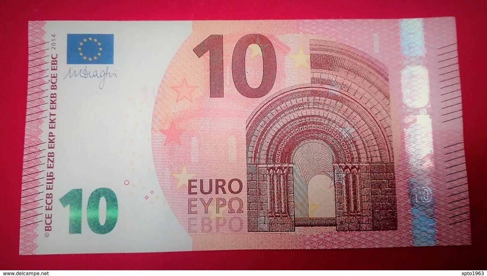 10 EURO FRANCE - CHARGE 29 - UF0299358196 - U011 F6 - UNC - NEUF - 10 Euro