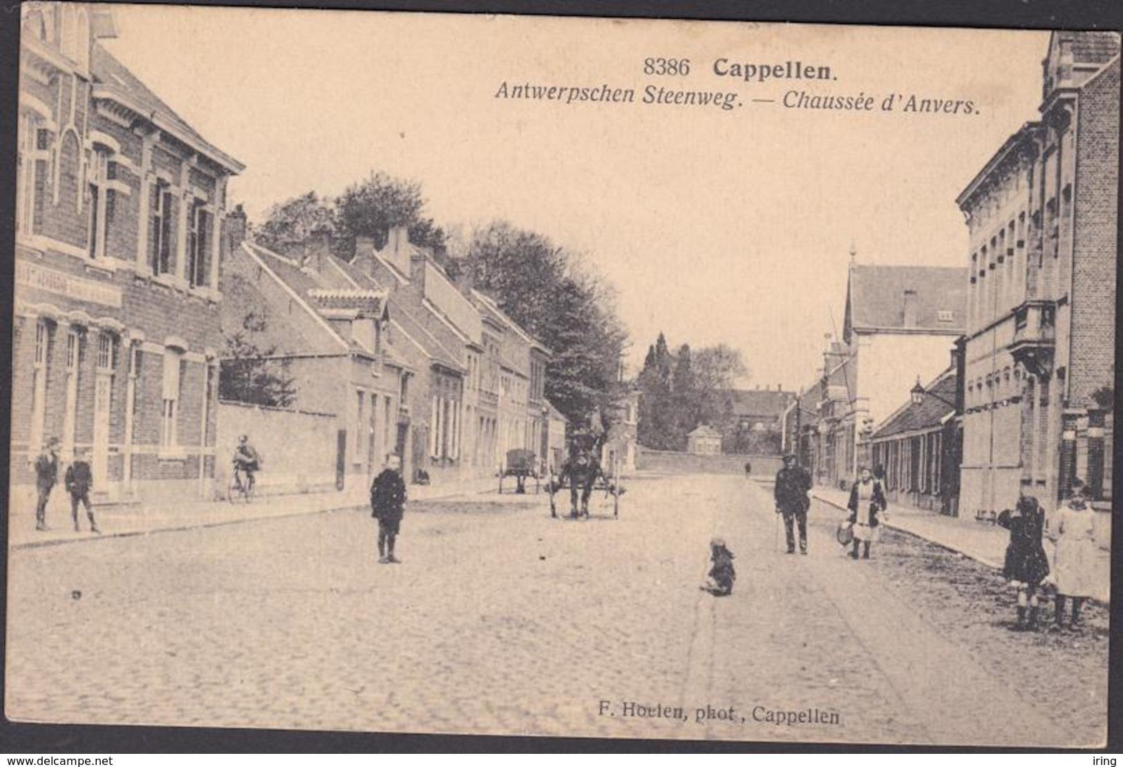 Kapellen : Antwerpschen Steenweg - Kapellen