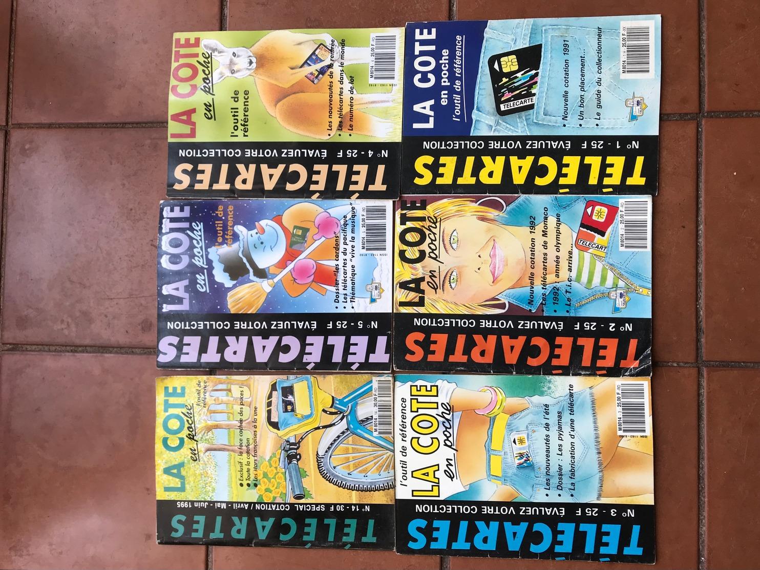 La Cote En Poche Télécarte - Telefonkarten