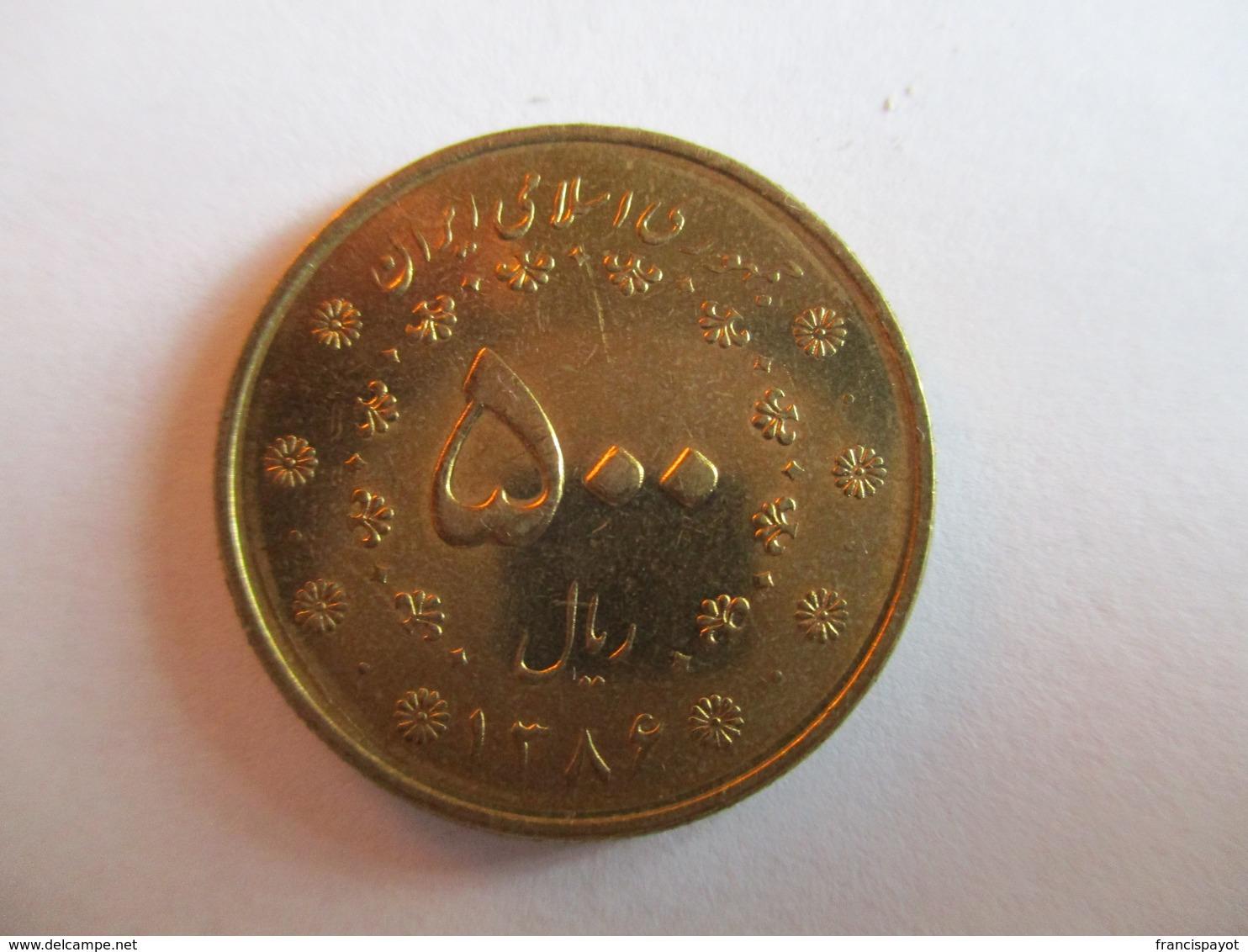 Iran: 500 Riyal 1382 HE - Iran