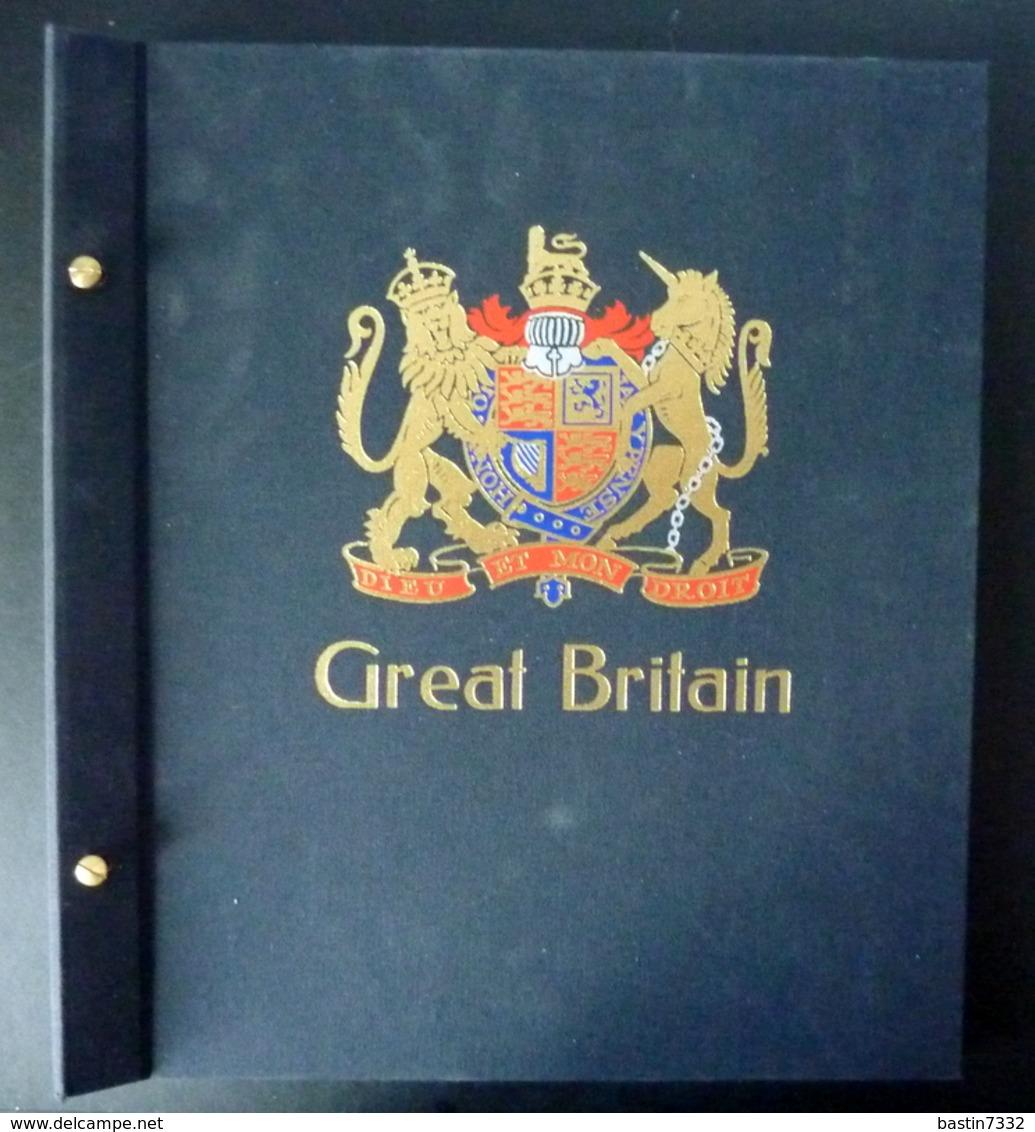 United Kingdom/England UNSORTED Kiloware/bulk Machin On/off Paper - Collections (en Albums)