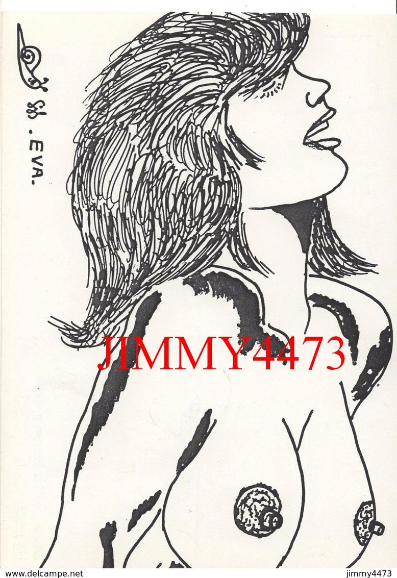 CPM - EVA - Tirage Limité à 50 Exemplaires - N° 14 - Coll. SIZLER 78650 BEYNES - Dessins