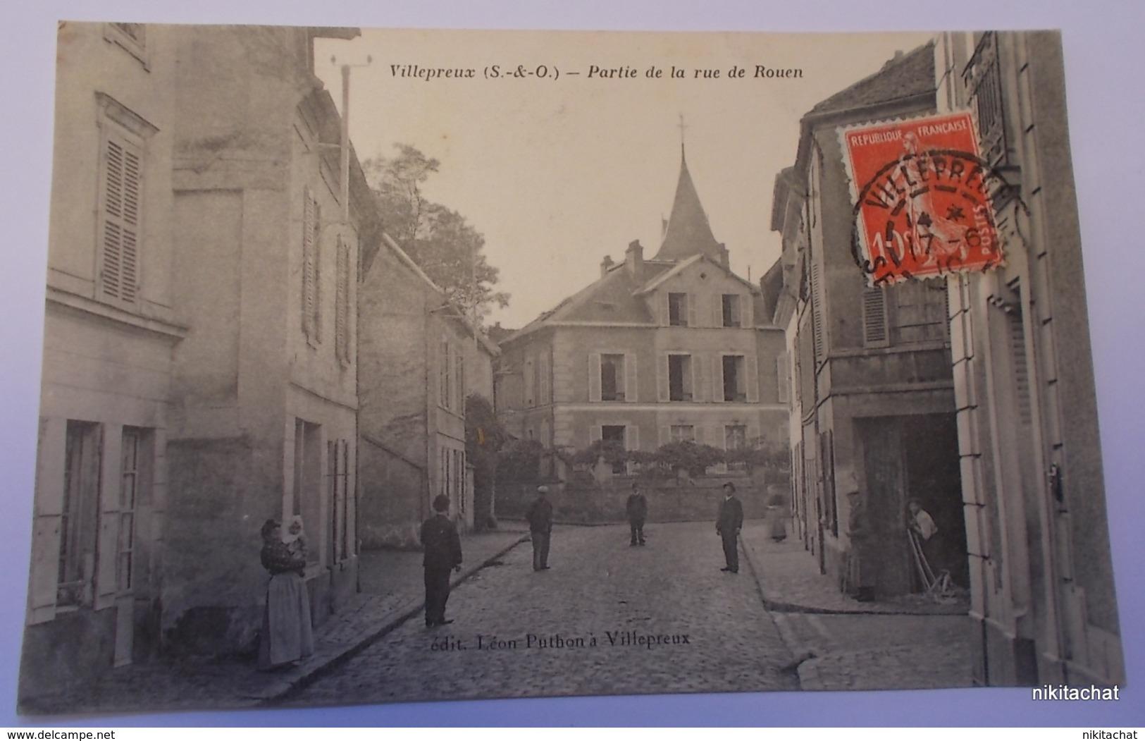 Joli Lot 50 Cartes Postales Toutes Scannées-Nombreuses Animations- DEPART 1 EURO- - 5 - 99 Cartes